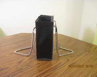 Ostrich Print handbag