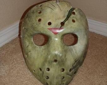Elite X Jason X hockey mask