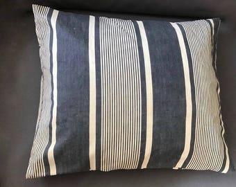 Cushion canvas old (model 1)