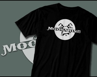 Moonshiner Shirt, White Lightning Tshirt, Bootlegger, Hooch, Home Made Liquor, Whiskey, Booze