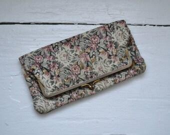 Tapestry Bag Fold Clutch