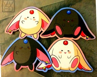 CLAMP Mokona Stickers