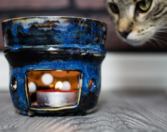 Tart Warmer, Burner, Wax Melt Burner, Candle Holder, Charcoal, Brazier, Fragrance Oil Warmer, Wax Melter, Resin Bowl, Fragrance Warming Bowl