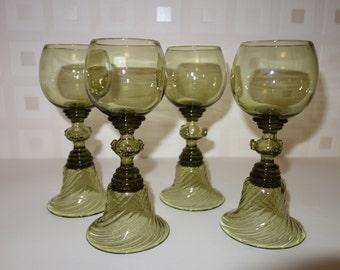 Bohemian replica roemer glasses