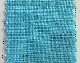 Cool Blue Quilter's Homespun 100% Cotton Fabric 1/2m lengths