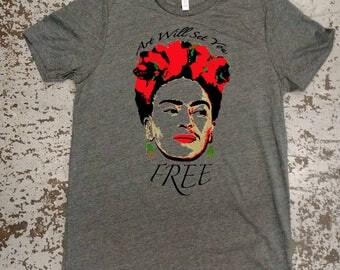 Frida Kahlo (art will set you free)