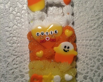 Candy corn Note 5 decoden case