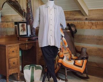 SALE was 28 - Vintage Hawaiian shirt
