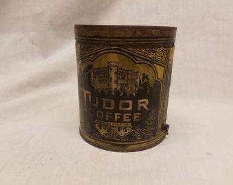Antique Tudor Coffee Alexander H.bill co  can