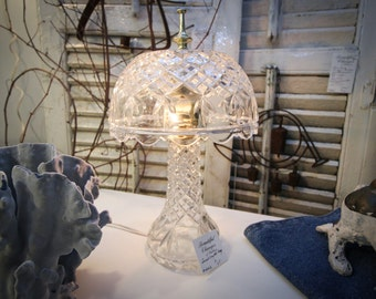Small Cyrstal Lamp
