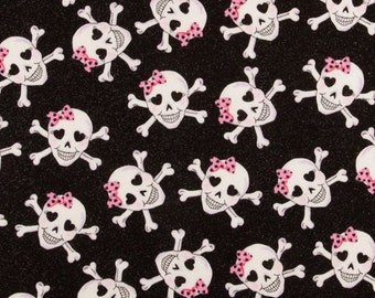 Girly Skull and Crossbones Remnant