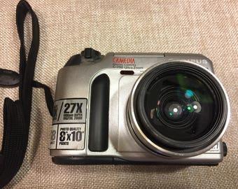 Olympus Camedia C-700 Ultra Zoom Digital Camera