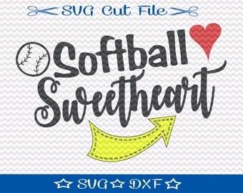 Softball SVG File / Softball SVG Cut File / Sports Svg / Baseball SVG File / Baseball Player svg / Spring Training svg / Softball Mom Svg
