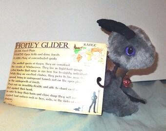 Honey Glider Dragonling
