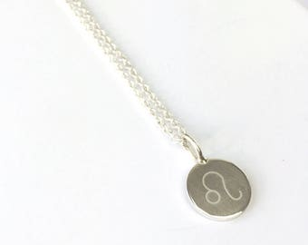 Necklace star sign