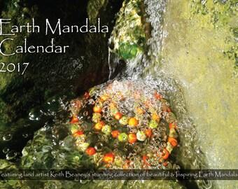 Earth Mandala Calendar 2017