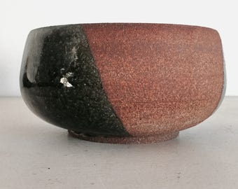 Raw Emerald Ceramic Planter