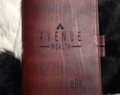 Leather Padfolio *Customize your Cover*!