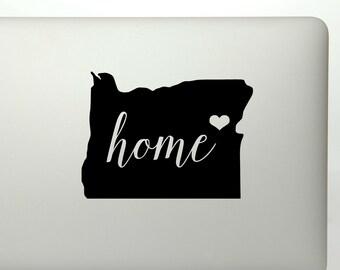 Oregon Sticker Etsy - Custom vinyl decals portland oregon