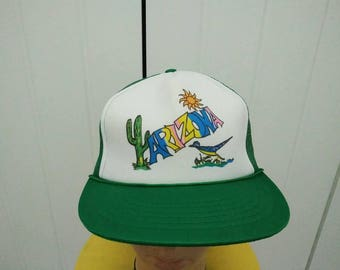 Rare Vintage ARIZONA Cap Hat Free size fit all