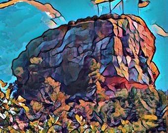 """Castle Rock Purity Prints 11x14"""""""