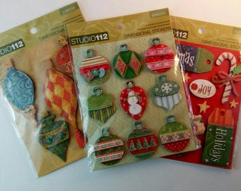 Studio one one 112 dimensional stickers - new in package