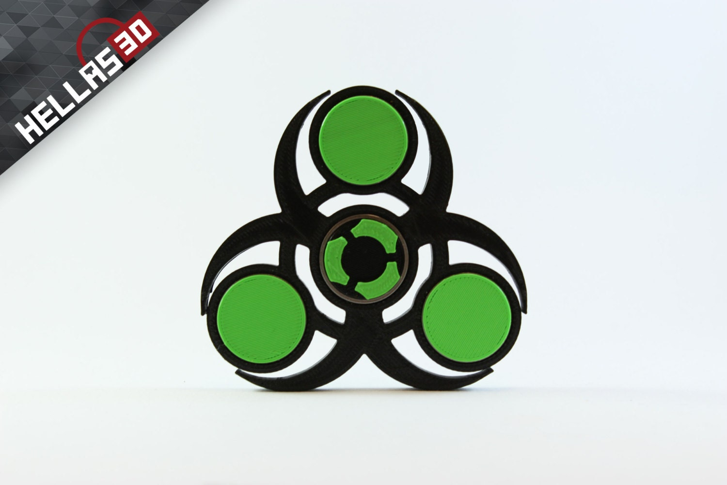 Original Biohazard Fidget Spinner