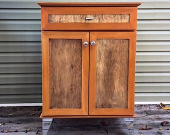 Goldenrod Single Cabinet - Large