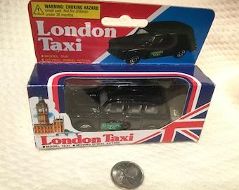 London Taxi Original Box Imported by Thomas Benacci LTD.