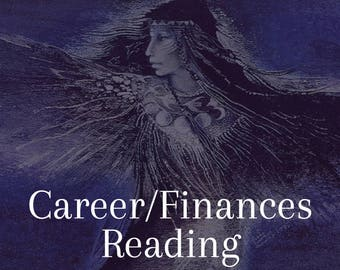 Career/Finances Reading - by a Starseed Twin Flame Couple - Shamanic Divination - Psychic - Intuitive - Tarot - Oracle