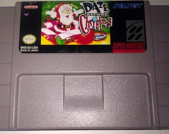 Daze Before Christmas SNES (NTSC-US)