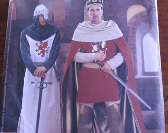 McCalls 3658 Men's Camelot Sewing Pattern