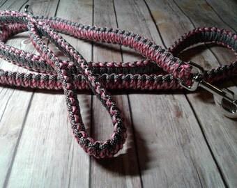 Dog Leash, Ultimate Leash, Paracord Leash, Extra Strong Leash, King Cobra Dog Leash, Large Dog Leash, Unbreakable Leash, 6 ft Dog Leash