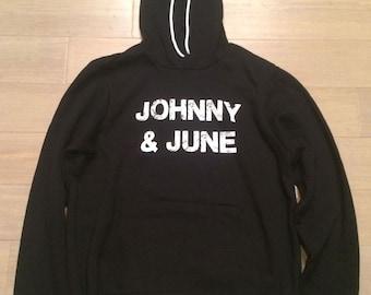 Johnny & June Hoodie