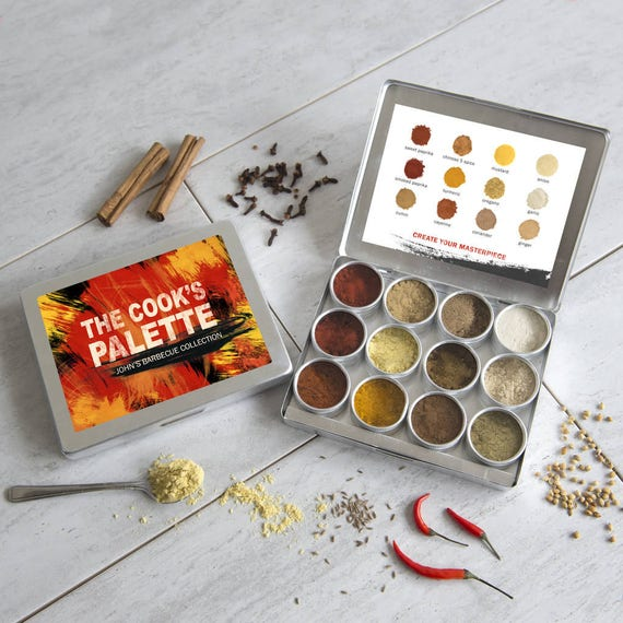 Personalised Barbecue Rub Collection