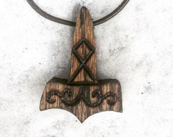 Oak Thors Hammer