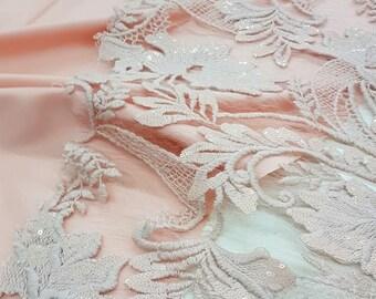 Wedding evening dress, custom order, bride overboard, lace and tulle wedding dress, custom dress,