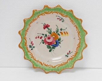 Porcelain ashtray