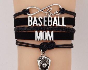 Baseball Mom Bracelet **FREE SHIPPING**