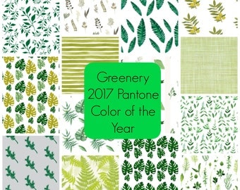 Greenery Baby Bedding, Pantone Color 2017, Yellow Green, Leaf Bedding, Interior Design, Green Decor, Palm Leaf, Crib Sheet, Nursery Decor