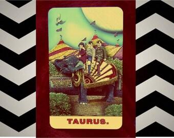 TAURUS TAROSCOPE READING- by Cosmopolitan's tarot expert, via email/pdf