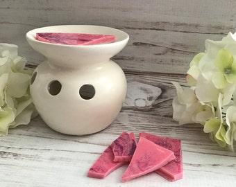Wax Brittle, Berry Flirt, Soy Wax Brittle, Scented Wax Brittle, Wax Melts, Wax Tarts, Home Fragrance, Gift For Women, Handmade