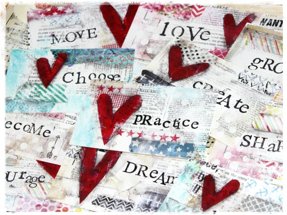 A Word, a Verse and a Prayer Set of 12 -3 x 5 Flash Cards by Stephanie Ackerman