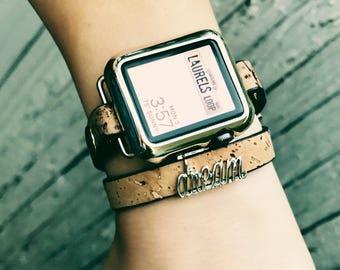Apple Watch Band, 38mm Apple Watch, 42mm Apple Watch, Series 1 Apple Watch, Series 2 Apple Watch, Series 3 Apple Watch, iWatch Band, iWatch