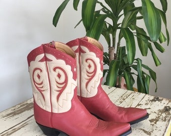 Vintage The Old Gringo Western Boots