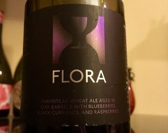 Hill Farmstead Flora Craft Beer Soy Candle