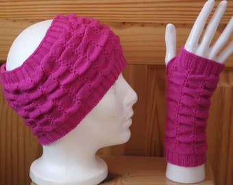 Headband or liners in Merino Wool