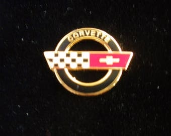 Corvette C4(1984-1996)Vintage collectible Hat Pin/Lapel Pin