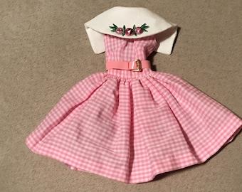Vintage Barbie Dancing Doll Dress
