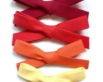 Retro bow    Multiple colors